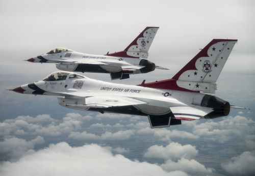 thunderbirds usaf united states air force