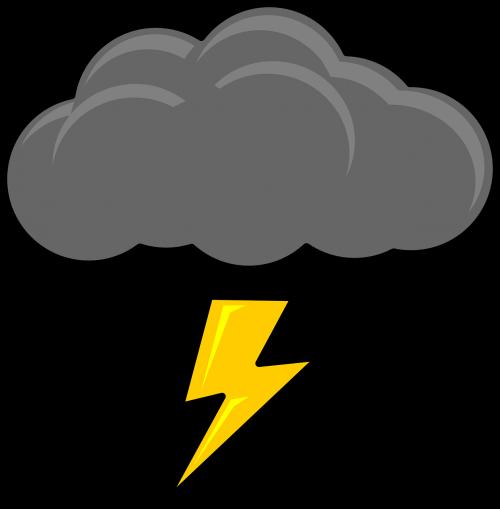 thundercloud cloud storm