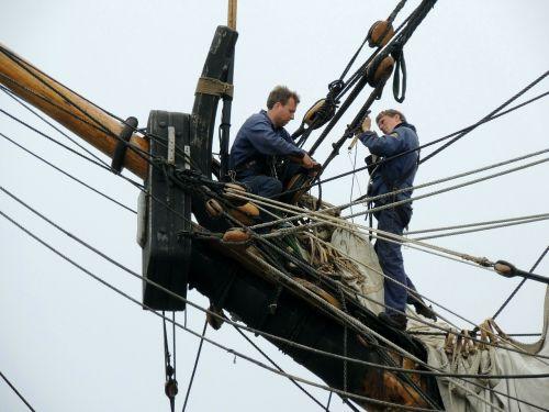 thunders of brest marine sailboat