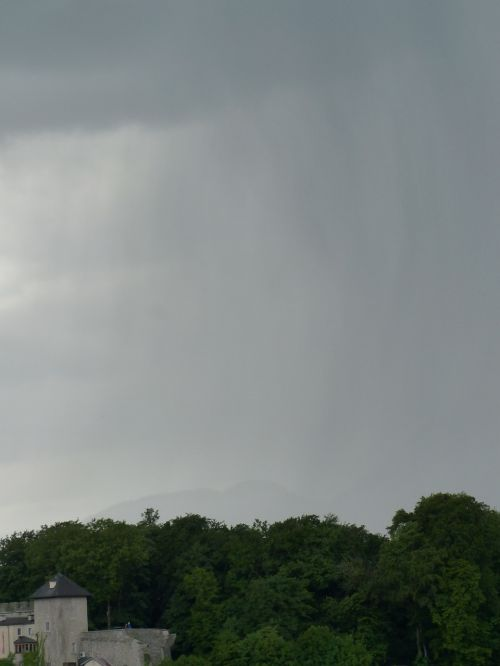 thunderstorm storm rain