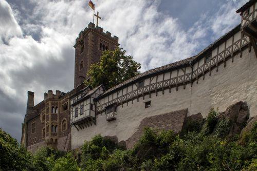 thuringia germany eisenach castle