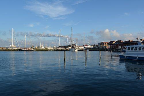 thyborøn port danmark