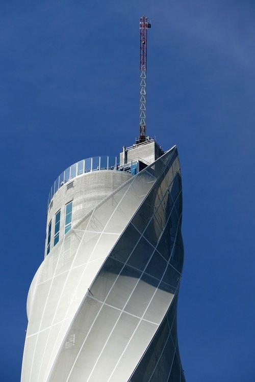 thyssenkrupp test tower  rottweil  architecture