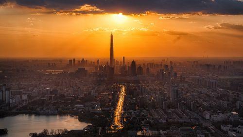 tianjin twilight city