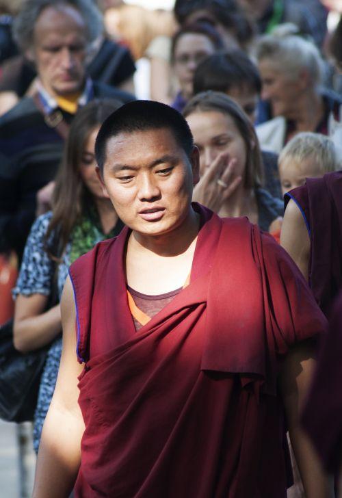 tibet monk buddhism