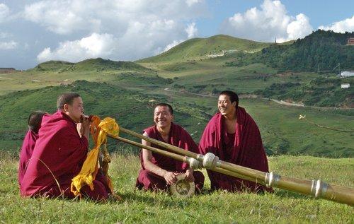 tibet  china  temple