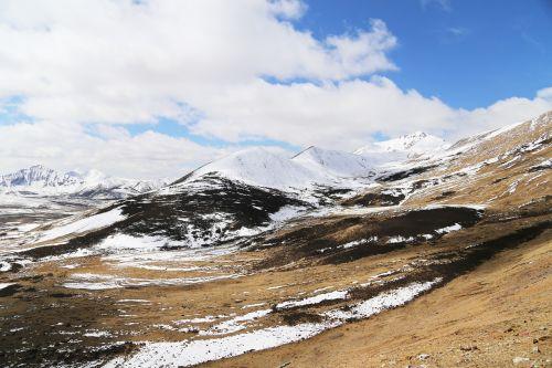 tibet mila mountains yakou
