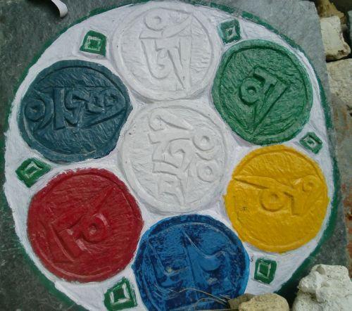 tibetan font symbols