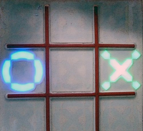 Tic Tac Toe X And Circle