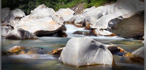 ticino bach water
