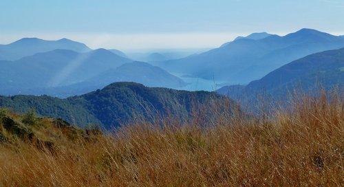 ticino  lago maggiore  mountains