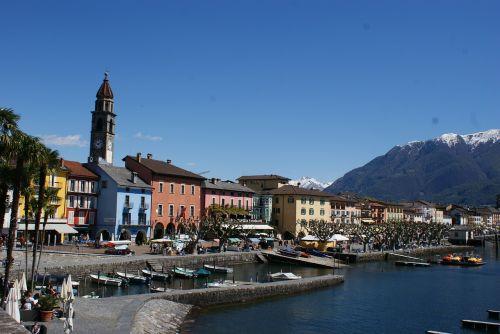 ticino ascona switzerland
