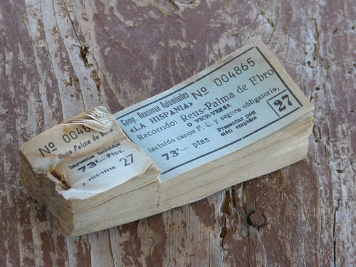 tickets  ticket  vintage