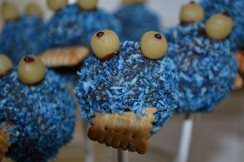 tidbits sweetness blue