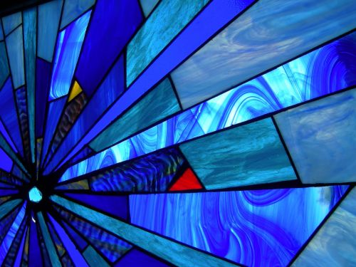 tiffany glass stained glass