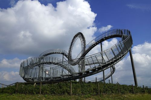tiger and turtle ruhr area duisburg