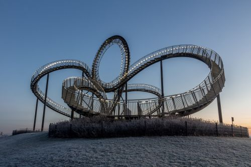 tiger and turtle duisburg looping