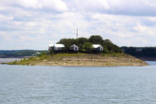 Tikki Island Medina Lake Texas
