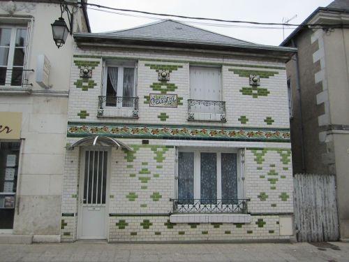 tile france green