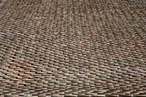 tile roofing line
