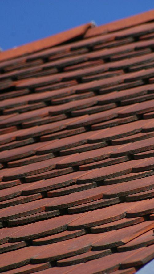 tile attic rooftop