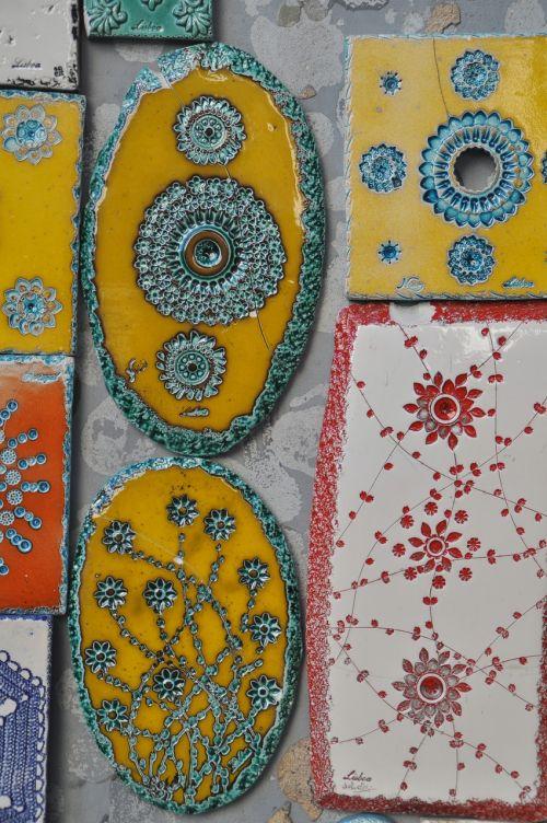 tile colorful tiles