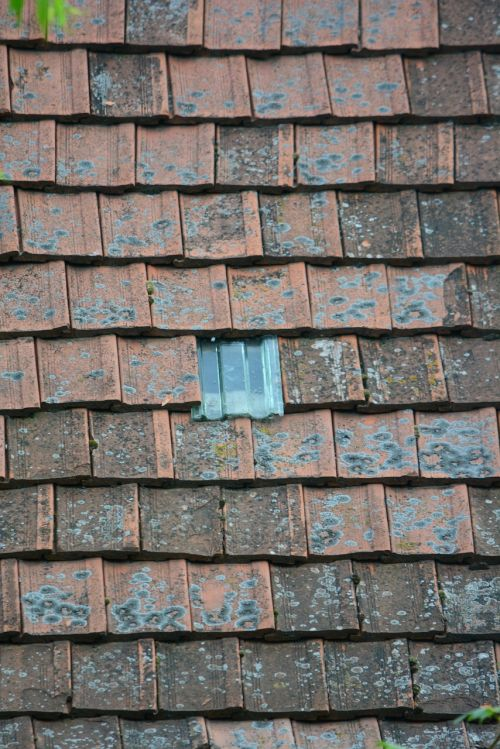 tile rooftop meant to be