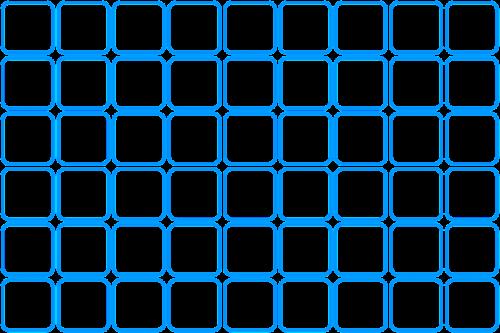 tile square light