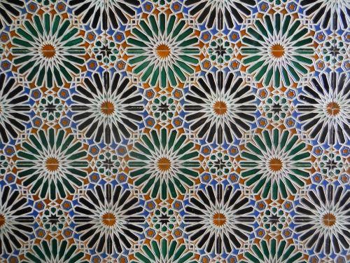 tiles morocco spain