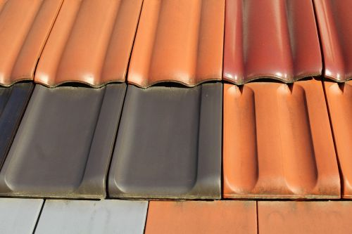 tiles roofs building