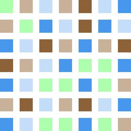 Tiles, Squares, Wallpaper Colorful