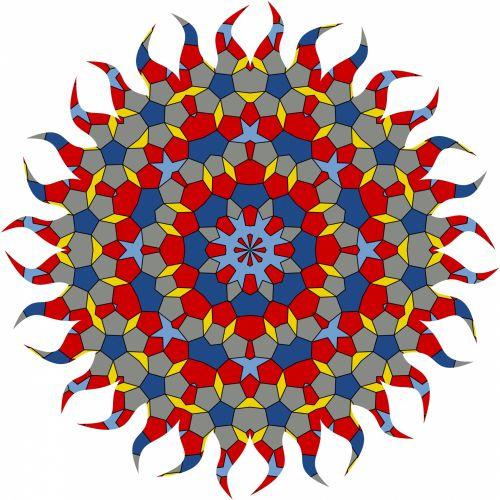 Tiling Sun
