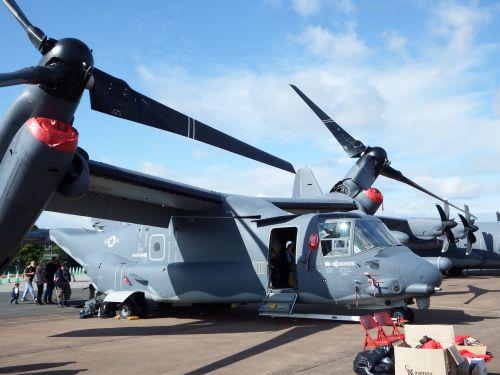 tiltrotor aircraft osprey