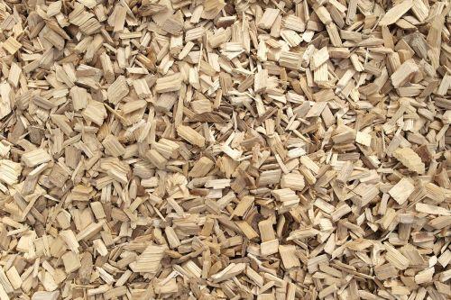 timber woodchip warped timber