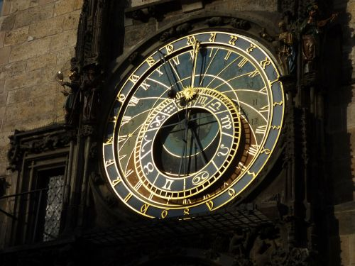 time orloj czech republic