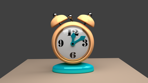 time office clock