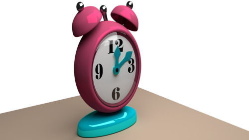 time alarm-clock clock