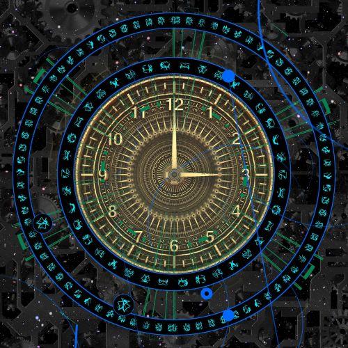 time quantum futuristic