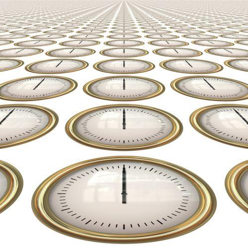 time clock seamless
