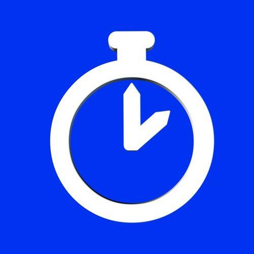 time clock stopwatch