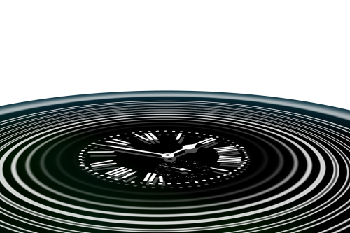 time wave clock