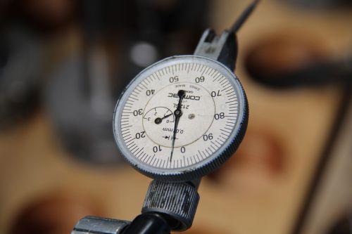 time clock measurement