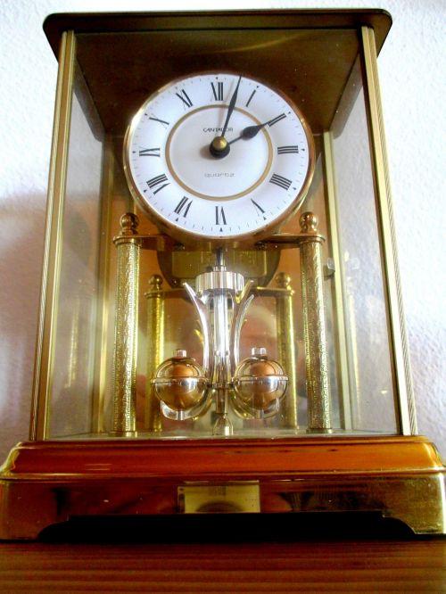 time clock table clock