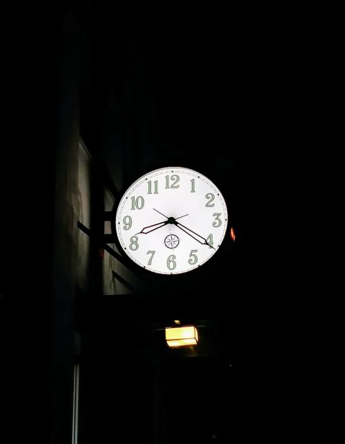 time clock watch