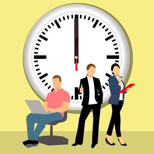 time business clock
