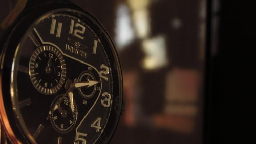 time  schedule  watches
