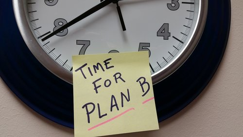 time  plan b  alternative