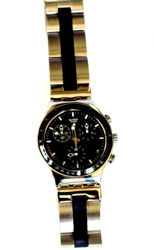 time wrist watch men's