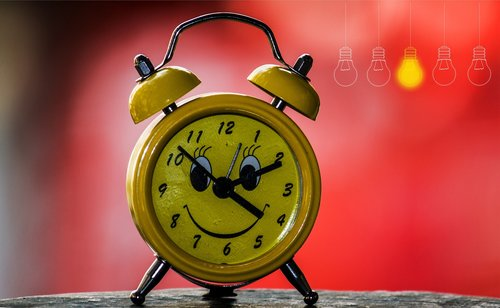 time  clock  timepiece