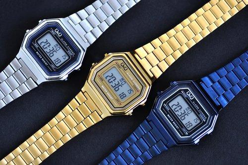time  accessory  wrist